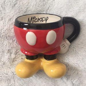 Disney Parks Mickey Mouse Pants Coffee Mug